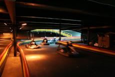 Indoor Go-karting racing in Kiev